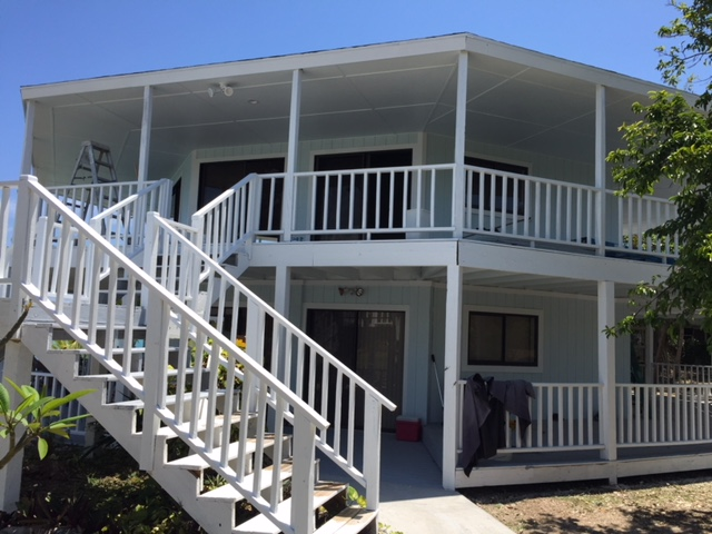 Andros Island Rentals - Fresh Creek Octagon Bonefish accomodations