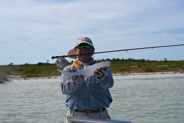 Bonefish Flats - Fresh Creek Adventures