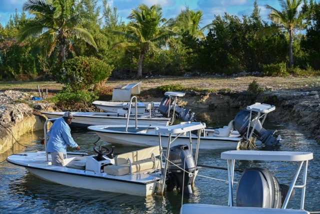 Bonefish Guides - Fresh Creek Adventures