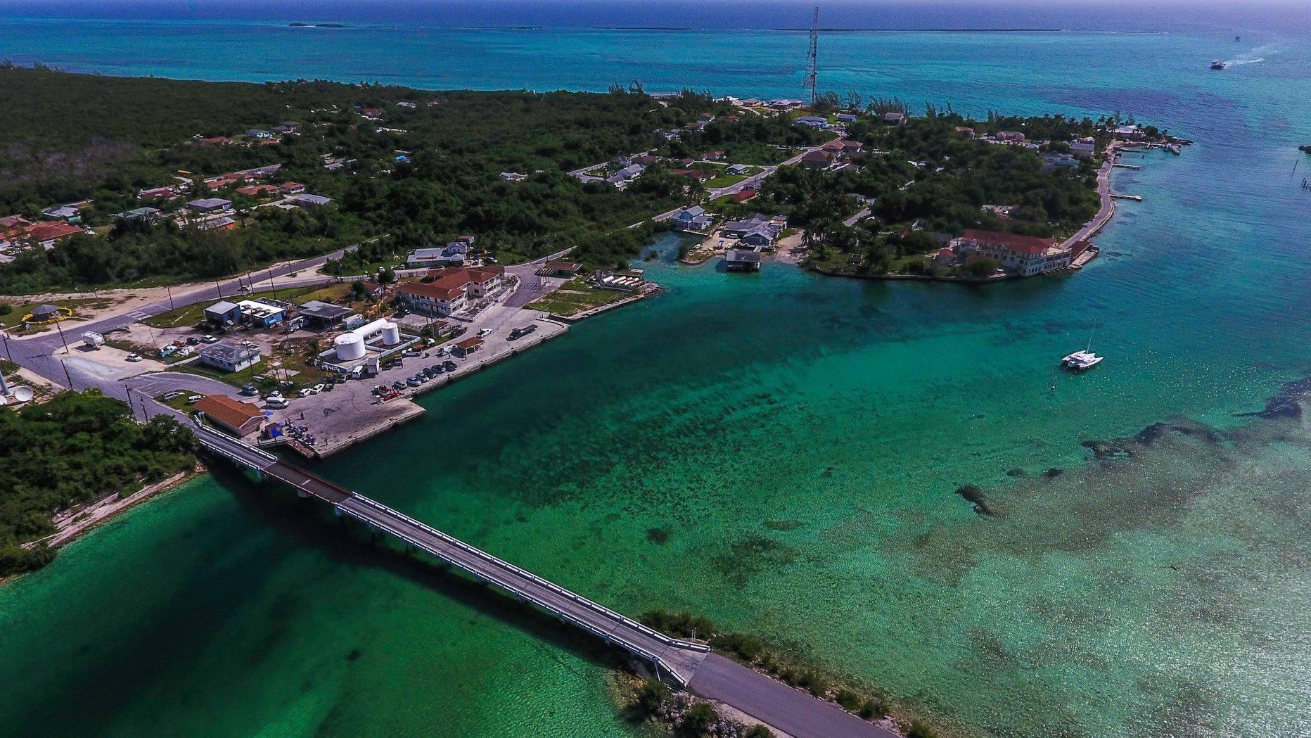 Fresh Creek - Coakley Town - Andros Island Bahamas